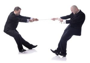 negotiating - stalemate