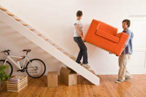 prepare to move - moving