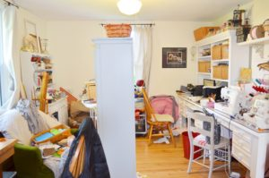 declutter - messy