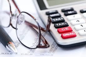 taxes - interest