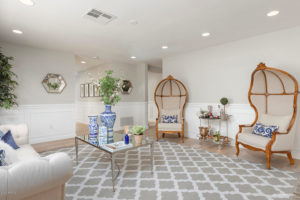 open house tips for sellers - staging